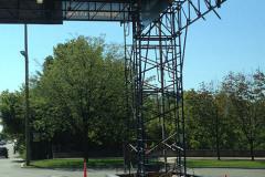 Custom truss system Christ-Hospital-Overhead-Protection-4-min-1