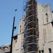 Multi-level scaffolding