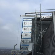 childrens-hospital-location-t-cincinnati,-ohio-(10x6-beams-on-scaffolding-towers)