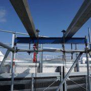 childrens-hospital-location-t-cincinnati,-ohio-(-5x5-beams-on-scaffolding-towers)-(10)