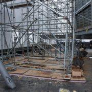 childrens-hospital-location-t-cincinnati,-ohio-(-5x5-beams-on-scaffolding-towers)-(6)