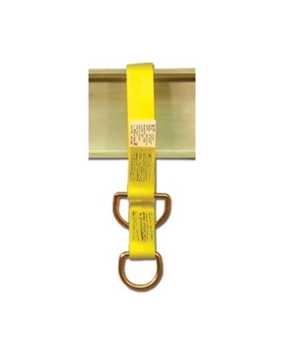 Double D-ring Tie-off Strap