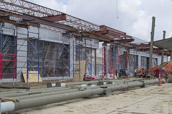 shoring scaffolding